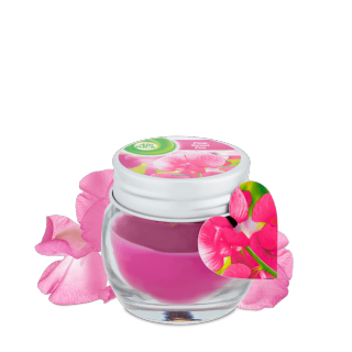 Pink Sweet Pea Candle