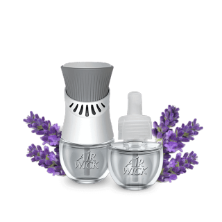 Purple Lavender Meadow Plug in